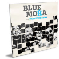 """Blue Moka"" is the debut album of the quartet comprised of Alberto Gurrisi, Emiliano Vernizzi, Michele Bianchi and Michele Morari, featuring special guest Fabrizio Bosso"